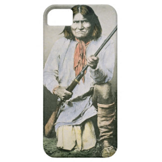 Geronimo (coloured photo) case for the iPhone 5