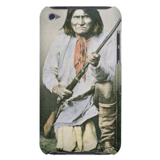 Geronimo (coloured photo) iPod touch Case-Mate case