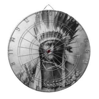 Geronimo Dartboard With Darts