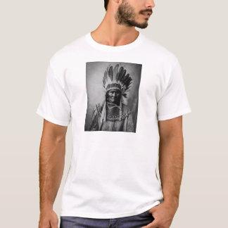 Geronimo in Head Dress