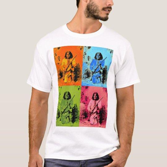 Geronimo Pop Art T-Shirt