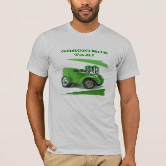 Geronimo's Taxi T-Shirt