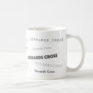 Gerrards Cross Fonts Coffee Mug