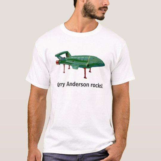 Gerry Anderson rocks! T-Shirt