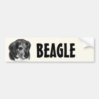 Gerry, Beagle Bumper Sticker