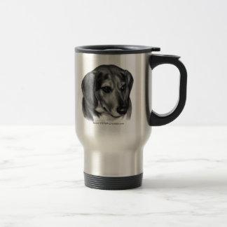 Gerry, Beagle Travel Mug