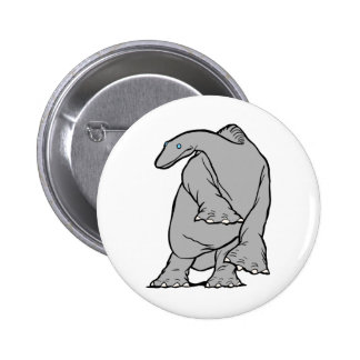 Gertie the Dinosaur Gear! 6 Cm Round Badge