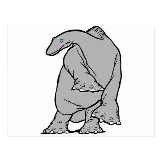 Gertie the Dinosaur Gear! Postcard