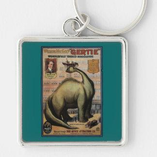 Gertie The Dinosaur Keychains