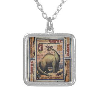 Gertie The Dinosaur Pendant