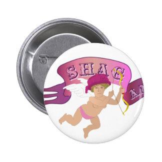Gertie's Shag Badge