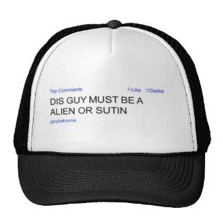 Gery Baboona Alien or Sutin Hat