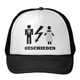 geschieden icon mesh hats
