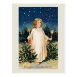 """""""Gesegnete Weihnachten"""" Vintage Christmas Card Postcards"""