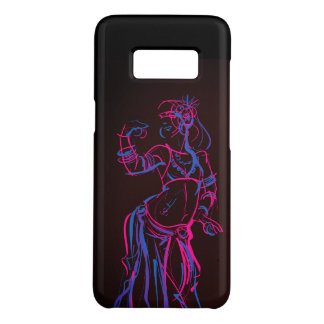 Gesture sketch drawing  tribal fusion bellydancer Case-Mate samsung galaxy s8 case