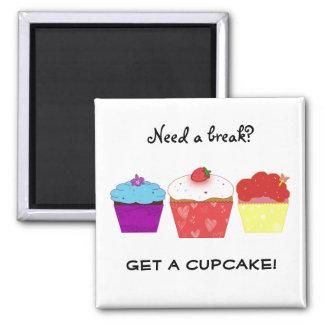 get a cupcake magnet