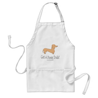 Get A Doxie, Dude! Apron