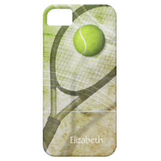 Get a Grip Women's Tennis iPhone 5 Case