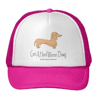 Get A Hard Wiener, Dawg! Hat