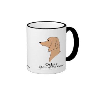 Get A Hard Wiener, Dawg! (right-hand) Mug
