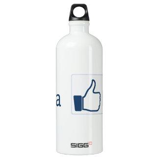 Get a Life SIGG Traveler 1.0L Water Bottle