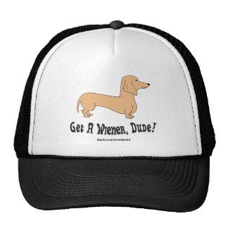 Get A Wiener, Dude! Hat