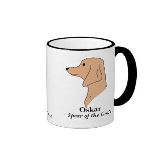Get A Wiener, Dude! (right-hand) Mug