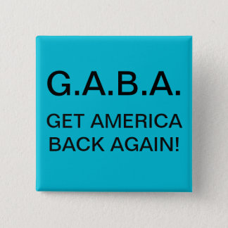 GET AMERICA BACK AGAIN PIN