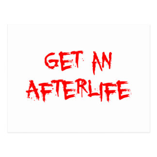 Get an Afterlife Postcard