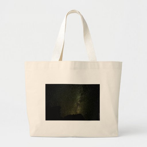 Get Away to the Milkyway Tote Bags