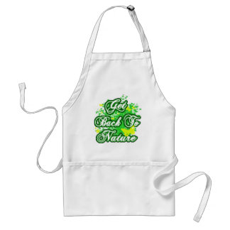 Get Back To Nature Standard Apron