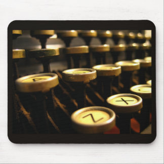 Get Back To Writing! Mouse Pad