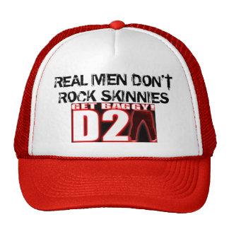GET BAGGY HAT, REAL MEN DON'T ROCK SKINNIES CAP