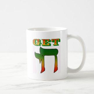 Get Chai Basic White Mug