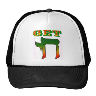 Get Chai Mesh Hat