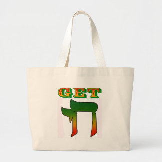 Get Chai Tote Bags