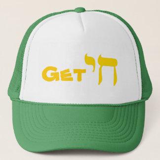 Get chi trucker hat