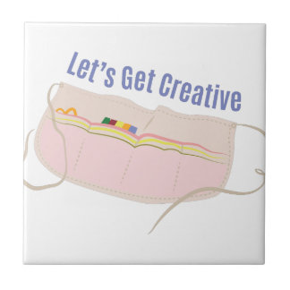 Get Creative Small Square Tile