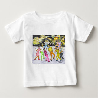 Get Down! Baby T-Shirt