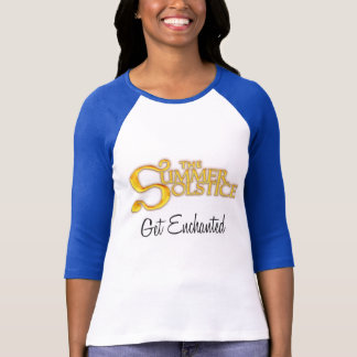 Get Enchanted Baseball Tee