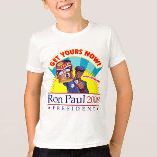Get Freedom Ron Paul T-Shirt