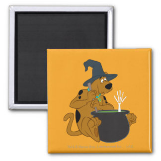 Get Ghoulish 2 Square Magnet
