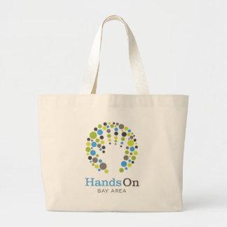 Get HandsOn Gear! Jumbo Tote Bag
