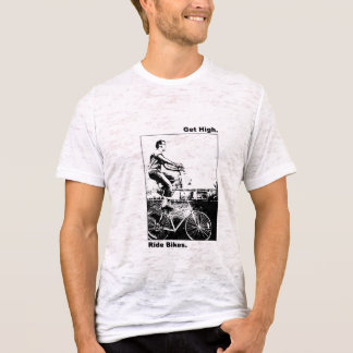get high ride bikes T-Shirt