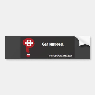 Get Hubbed Bumper Stickers