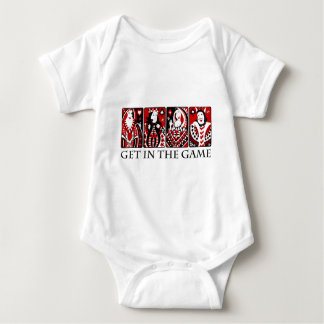 Get In The Game Tees