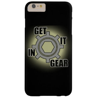 """Get It In Gear"" Phone Case"