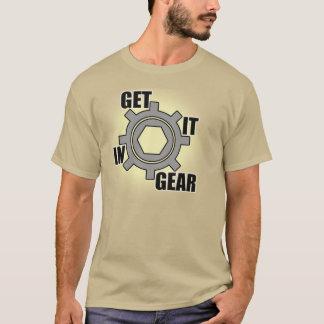 """""""Get It In Gear"""" Tee"""
