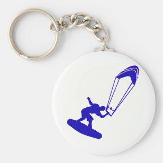 Get It Kiteboard Basic Round Button Key Ring