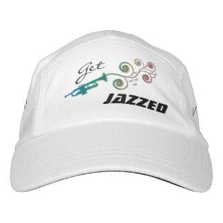 Get Jazzed - Jazz Trumpet Music Hat